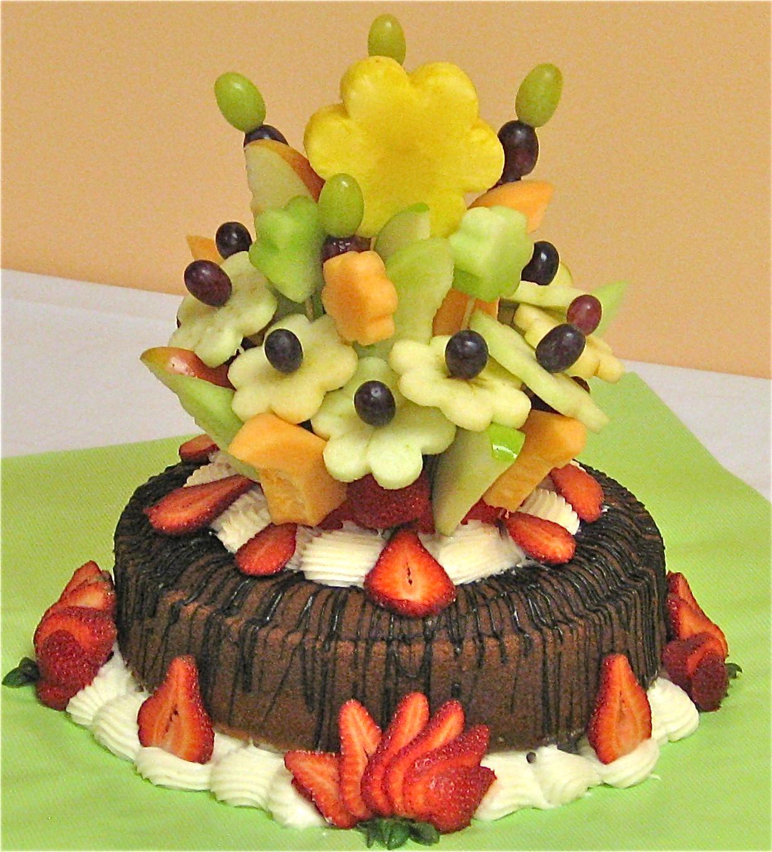 Fruit Arrangement Crazeedaisee